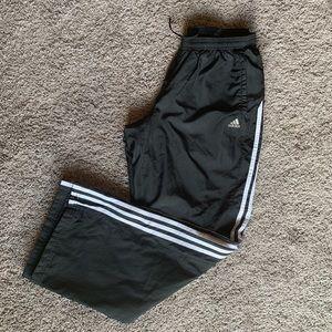 Adidas Track Pants with mesh interior